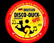CD X 'Disco-duck-hits DEUTSCH 2'