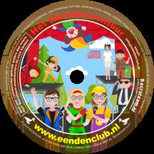 CD 11 'De Eendenclub en het theateravontuur'