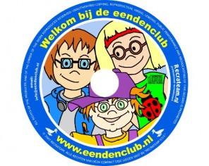 CD 1 'Welkom bij de Eendenclub'
