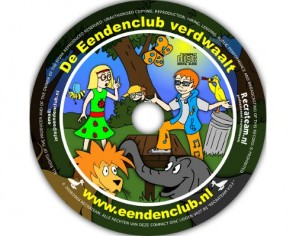 CD 2 'De Eendenclub verdwaalt'