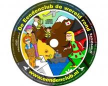 CD 3 'De Eendenclub De Wereld Rond'