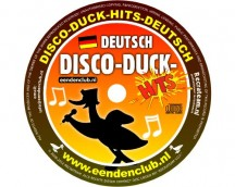 CD X 'Disco-duck-hits DEUTSCH'