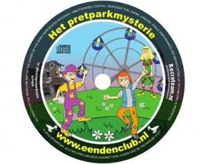 CD 5 'De Eendenclub en het pretparkmysterie'