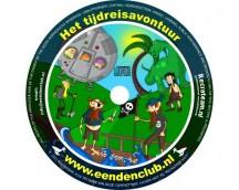 CD 4 'De Eendenclub en het tijdreisavontuur'