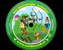 CD 7 'De Eendenclub en het koninklijke avontuur'