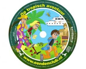 CD 6 'De Eendenclub op tropisch avontuur'