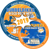 CD X 'Disco-duck-hits 2019 DUBBEL-CD'
