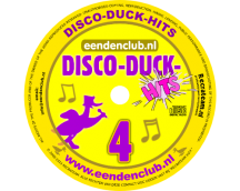 CD X 'Disco-duck-hits 4'